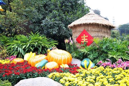 Flower Fair in Guangzhou