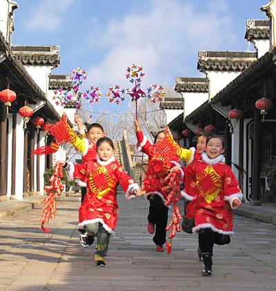 custom - Chinese New Year Customs