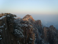 Daybreak and Sunrise on the Mt.Huangshan, things to do at Huangshan
