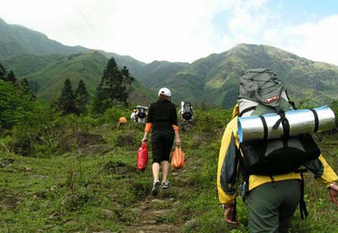 China Hiking Tours