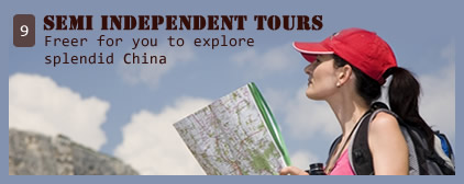 Semi Independent Tours